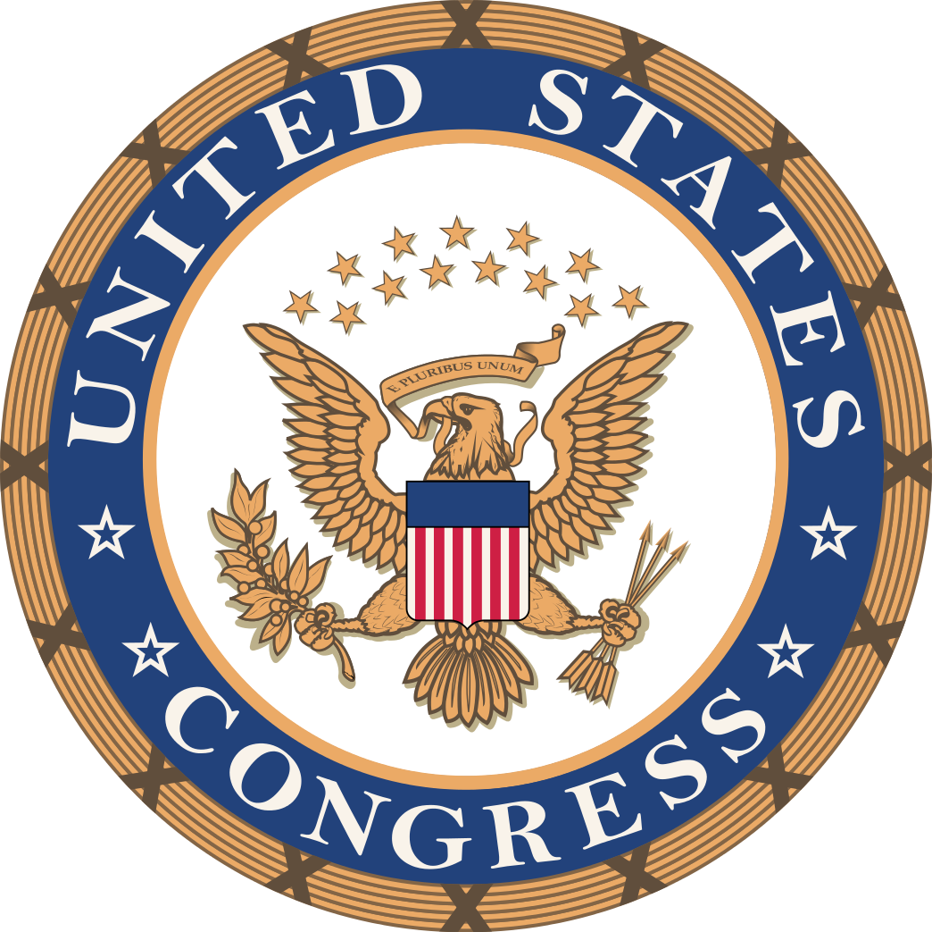 US Congress Seal