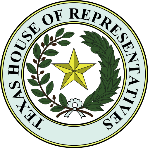 Tx House of Representatives Seal